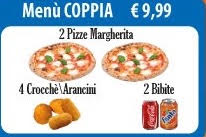 menu coppia domicilio benevento