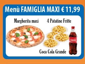 menu pizza famiglia domicilio pizza piu benevento