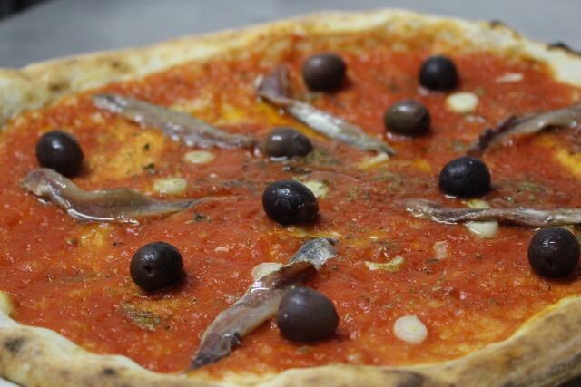Pizza Cetara Benevento domicilio