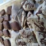 Mustacciuoli Cioccolato Bianco