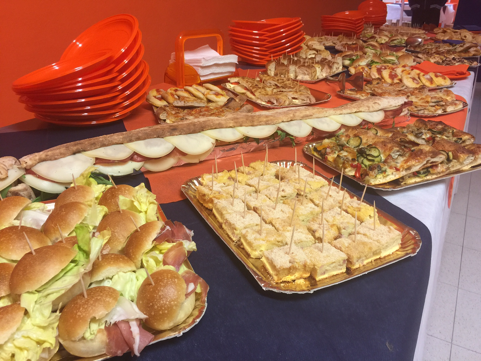 festa di laurea Benevento