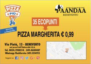 Offerta Pizza Margherita a soli 0,99€